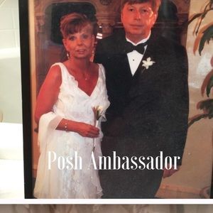 Jewelry - POSH AMBASSADOR- My Husband Rod and I. 48 years.❤️